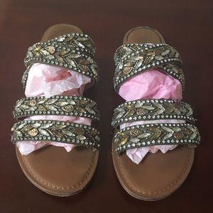 Cynthia Rowley Flat sandals